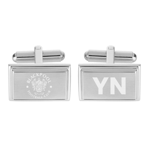 Blackpool FC Crest Cufflinks - Official Merchandise Gifts