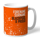 Blackpool FC Proud Mug - Official Merchandise Gifts