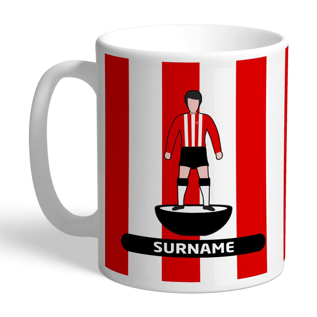 Brentford Player Figure Mug - Official Merchandise Gifts