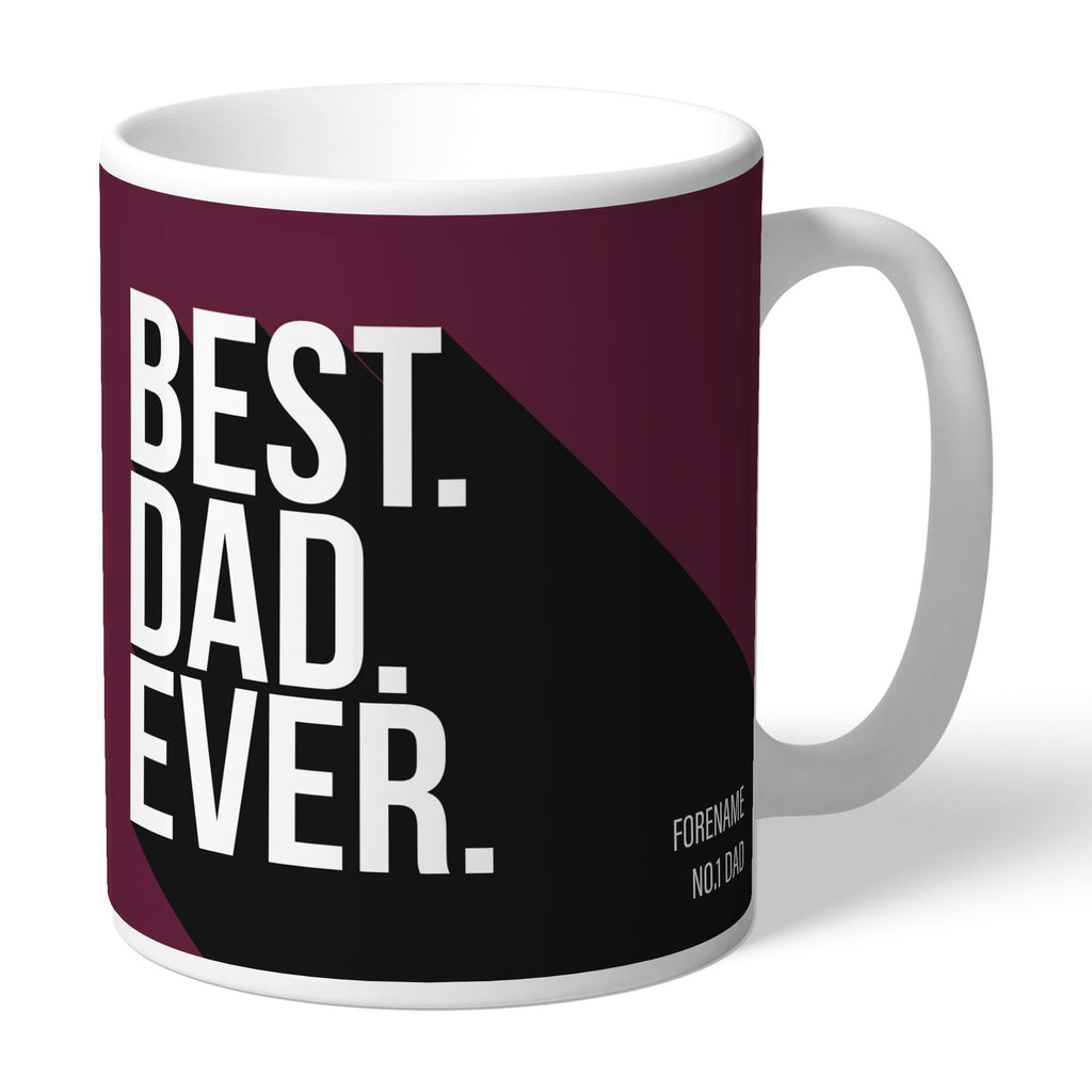 Burnley FC Best Dad Ever Mug - Official Merchandise Gifts