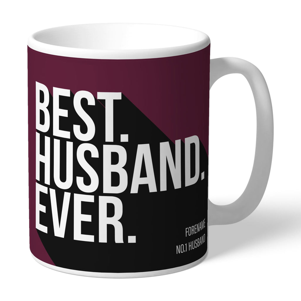Burnley FC Best Husband Ever Mug - Official Merchandise Gifts
