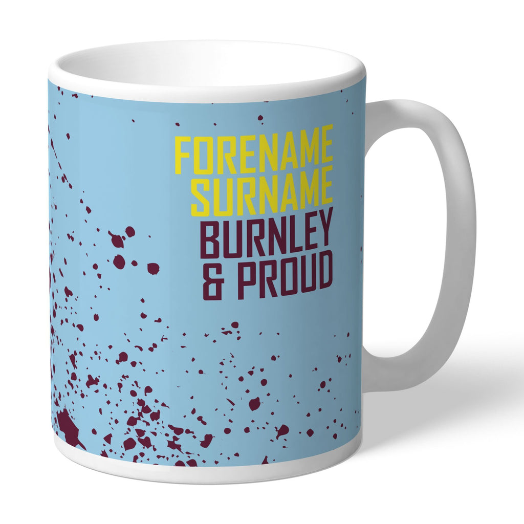 Burnley FC Proud Mug - Official Merchandise Gifts