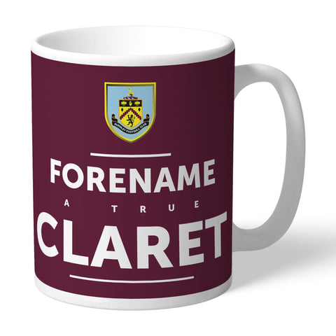 Burnley FC True Mug - Official Merchandise Gifts