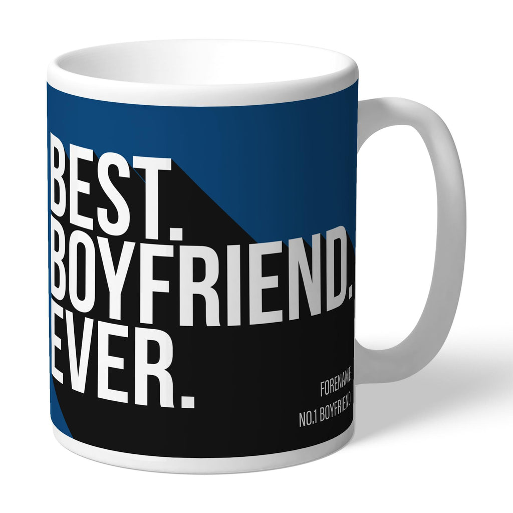 Cardiff City Best Boyfriend Ever Mug - Official Merchandise Gifts