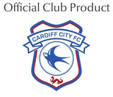 Cardiff City FC Crest Whisky Tumbler - Official Merchandise Gifts