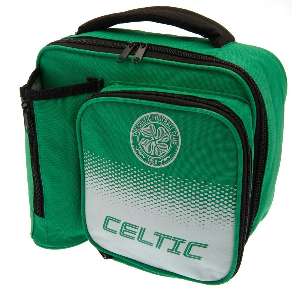 Celtic FC Fade Lunch Bag, Food & Beverage Carriers by Glamorous Gifts UK