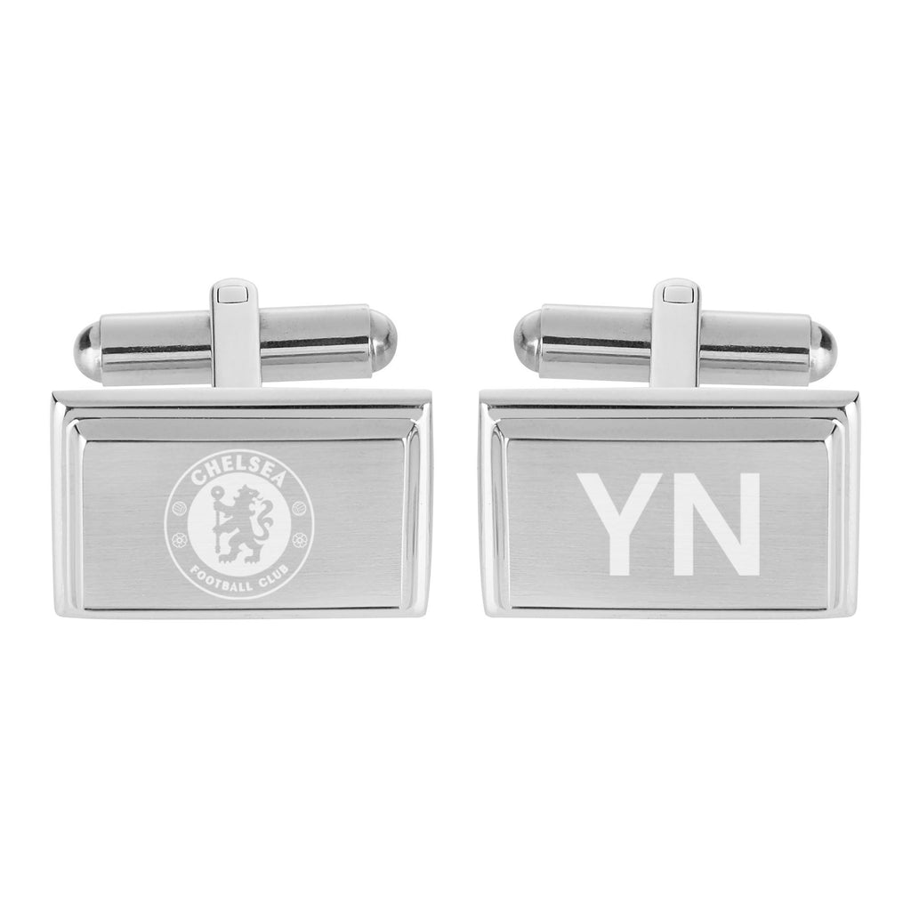 Chelsea FC Crest Cufflinks - Official Merchandise Gifts