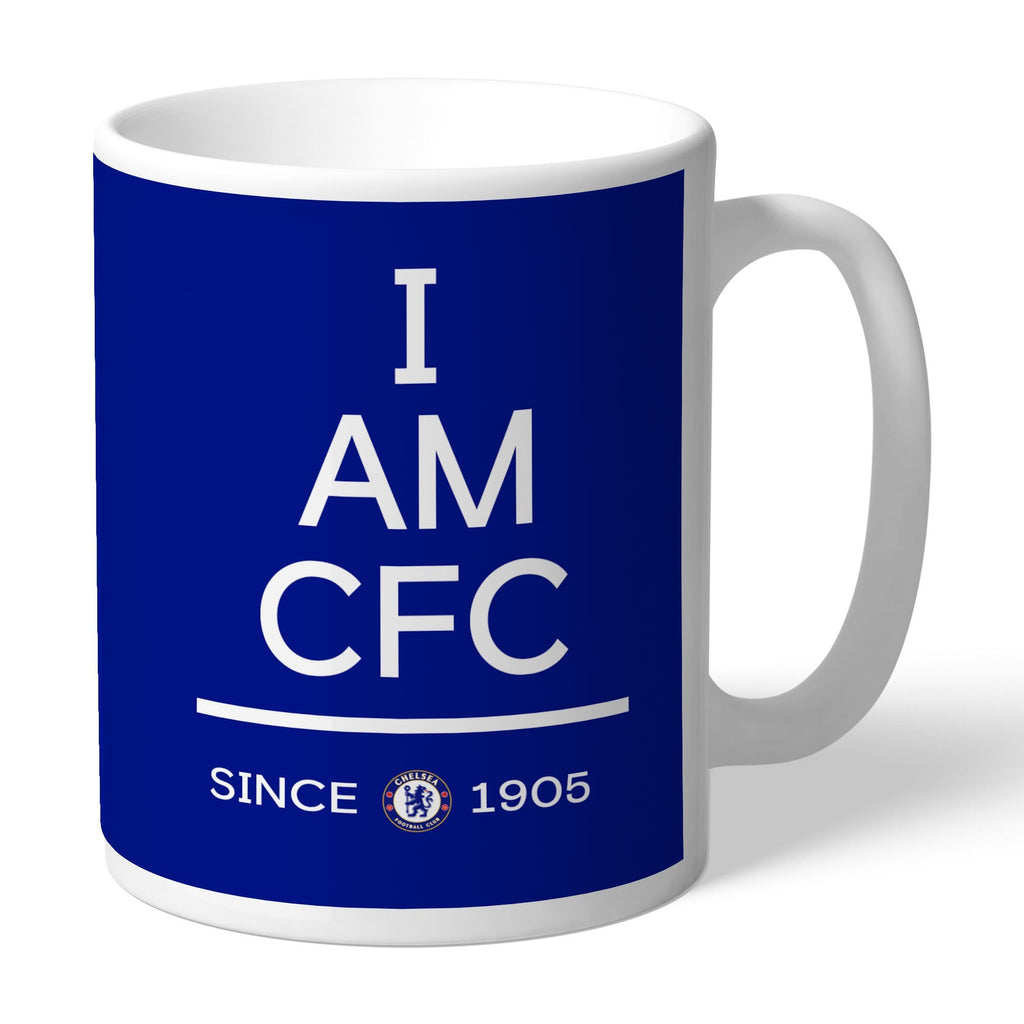 Chelsea FC I Am Mug - Official Merchandise Gifts