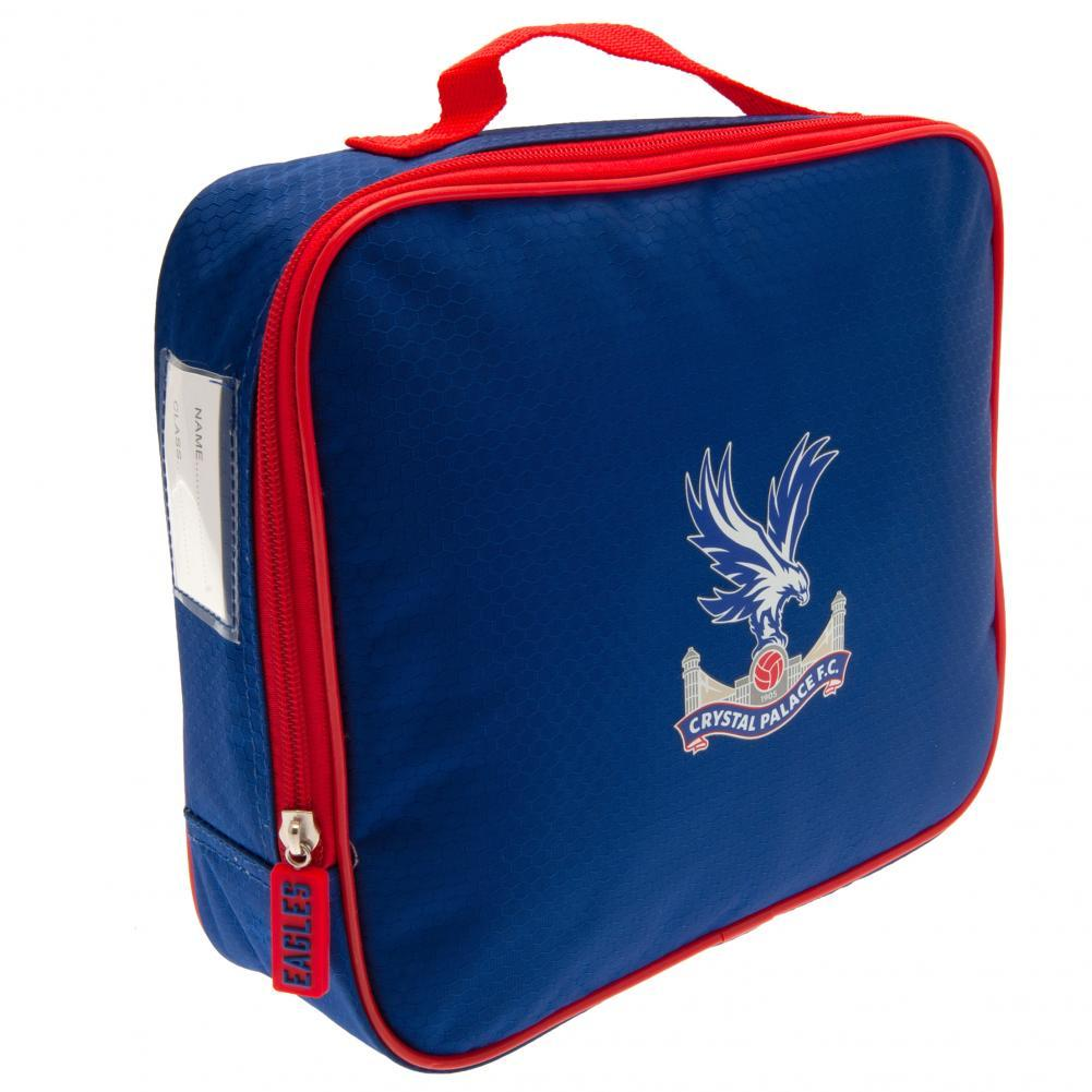 Crystal Palace FC Lunch Bag, Food & Beverage Carriers by Glamorous Gifts UK