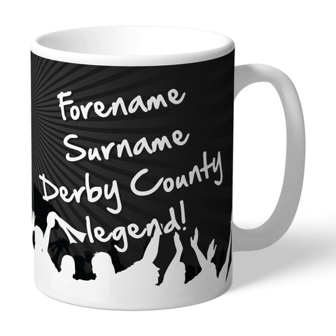 Derby County Legend Mug - Official Merchandise Gifts