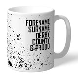 Derby County Proud Mug - Official Merchandise Gifts