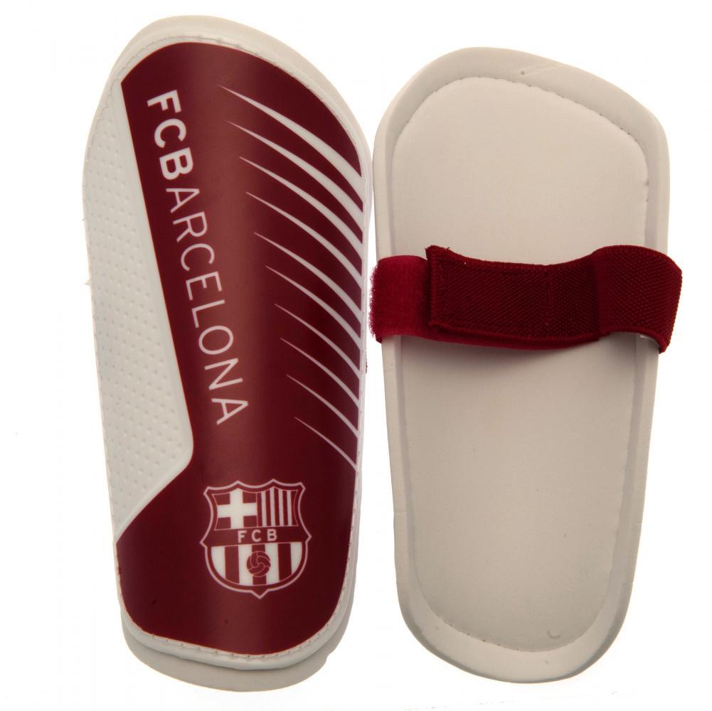 FC Barcelona Shin Pads Kids SP, Sporting Goods by Glamorous Gifts