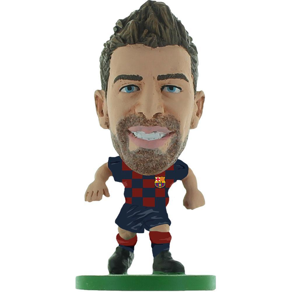 FC Barcelona SoccerStarz Pique, Toys & Games by Glamorous Gifts UK