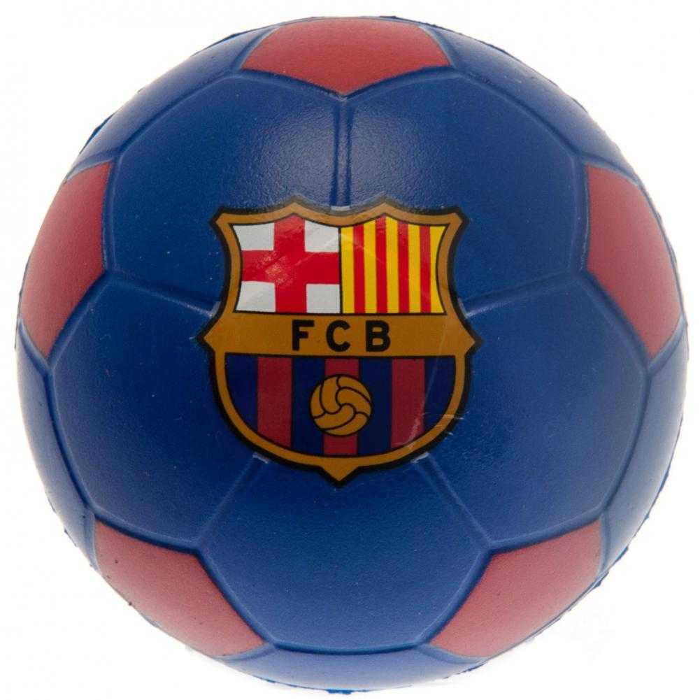 FC Barcelona Stress Ball, Toys & Games by Glamorous Gifts UK