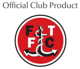 Fleetwood Town FC Crest Bookmark - Official Merchandise Gifts