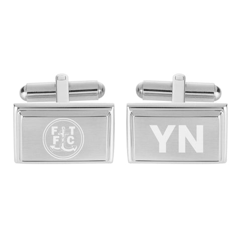 Fleetwood Town FC Crest Cufflinks - Official Merchandise Gifts