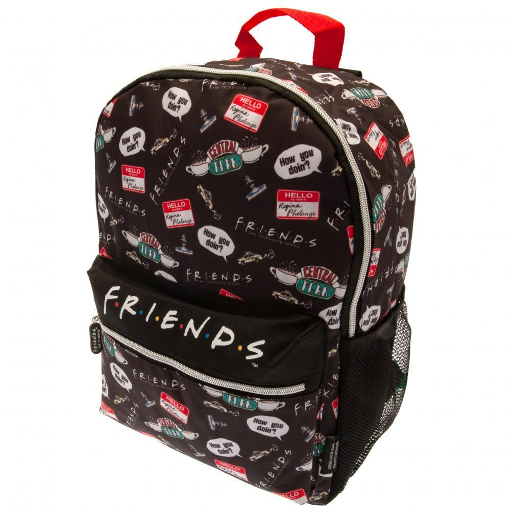 Friends Backpack Infographic, Luggage & Bags by Glamorous Gifts UK