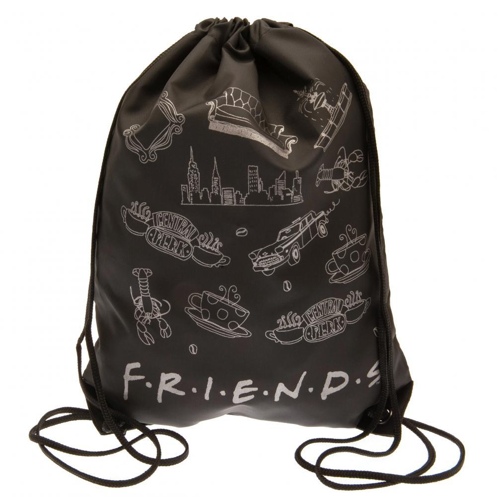 Friends Gym Bag, Luggage & Bags by Glamorous Gifts UK