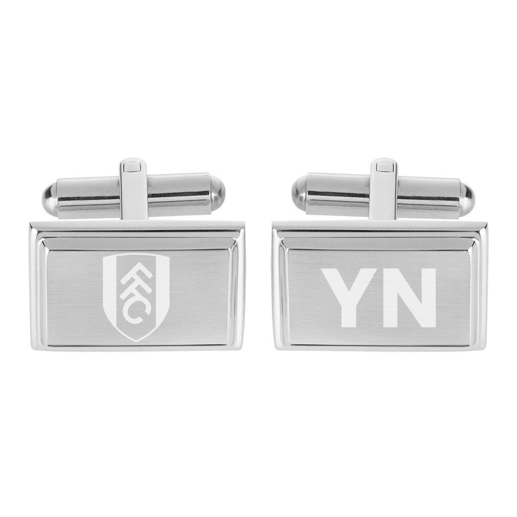 Fulham FC Crest Cufflinks - Official Merchandise Gifts