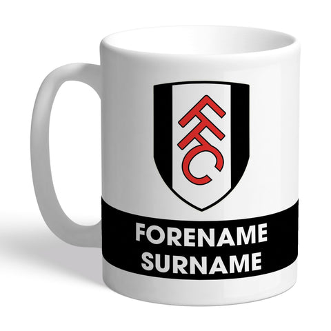 Fulham FC Eat Sleep Drink Mug - Official Merchandise Gifts
