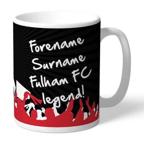 Fulham FC Legend Mug - Official Merchandise Gifts
