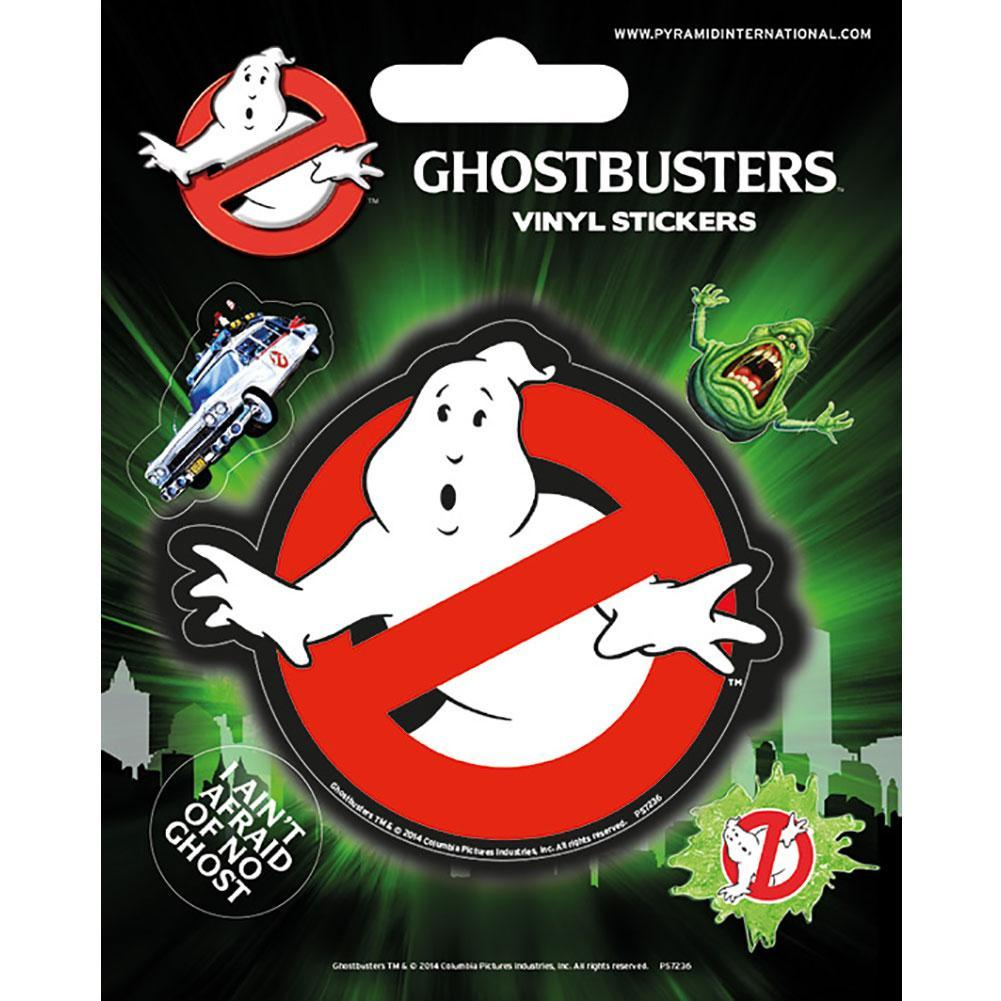 Ghostbusters Stickers Logo, Arts & Crafts by Glamorous Gifts UK