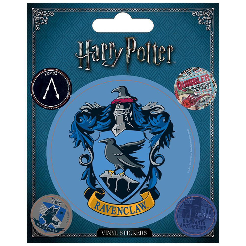Harry Potter Stickers Ravenclaw, Decorative Stickers by Glamorous Gifts UK