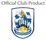 Huddersfield Town Bold Crest Water Bottle - Official Merchandise Gifts