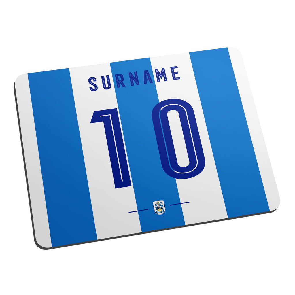 Huddersfield Town Retro Shirt Mouse Mat - Official Merchandise Gifts