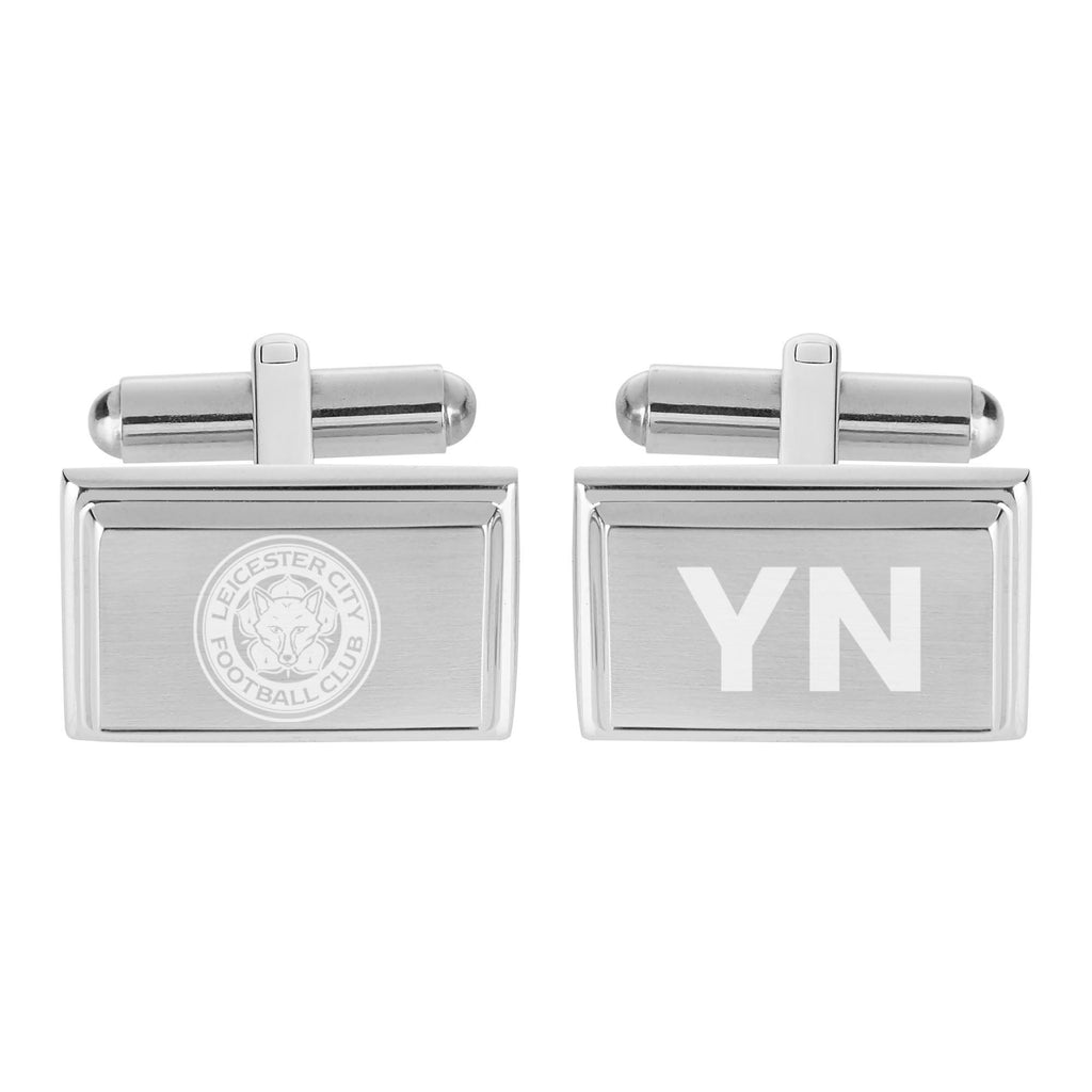 Leicester City FC Crest Cufflinks - Official Merchandise Gifts