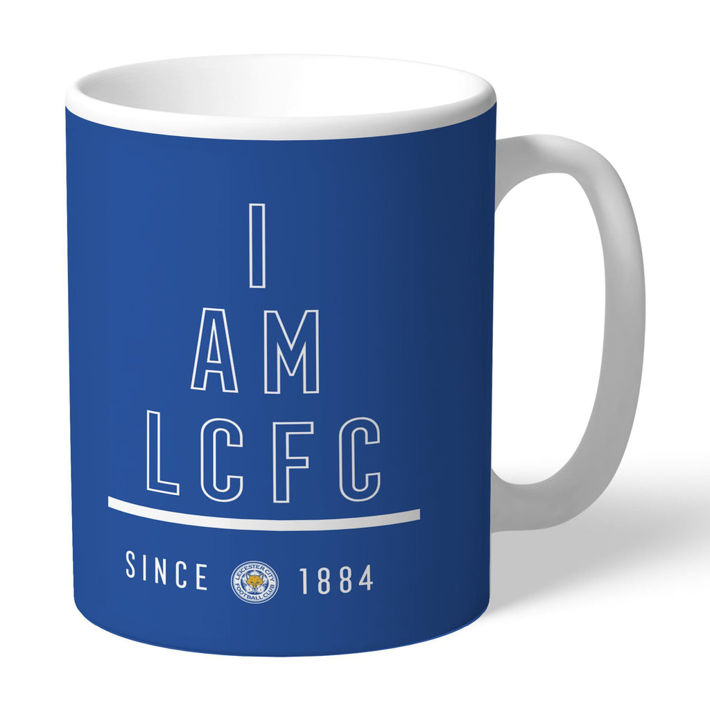 Leicester City FC I Am Mug - Official Merchandise Gifts