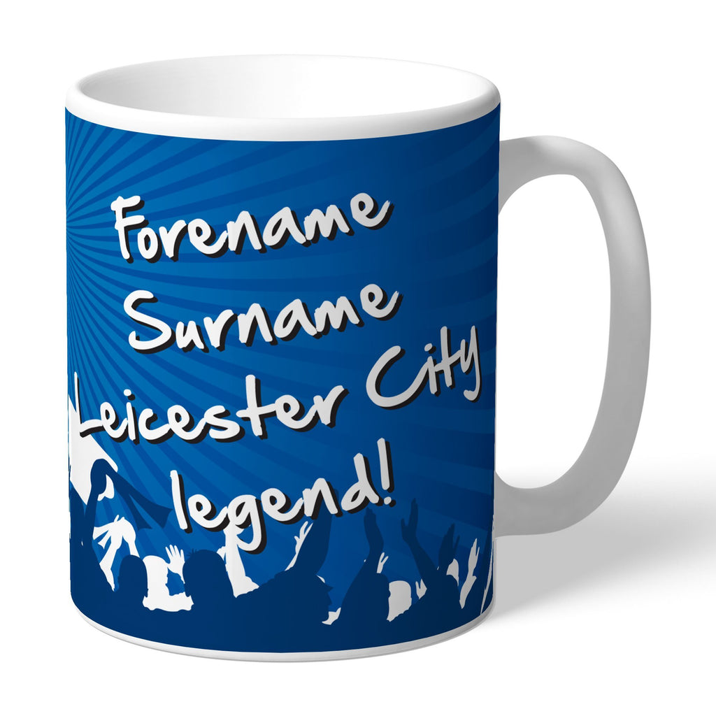 Leicester City FC Legend Mug - Official Merchandise Gifts