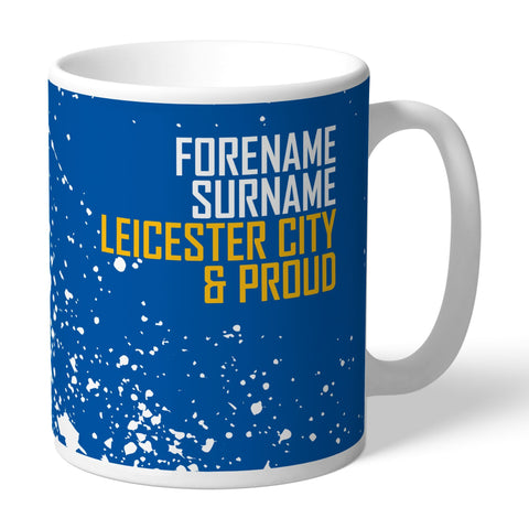 Leicester City FC Proud Mug - Official Merchandise Gifts