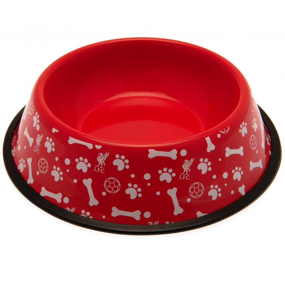 Liverpool FC Dog Bowl, Pet Bowls, Feeders & Waterers by Glamorous Gifts