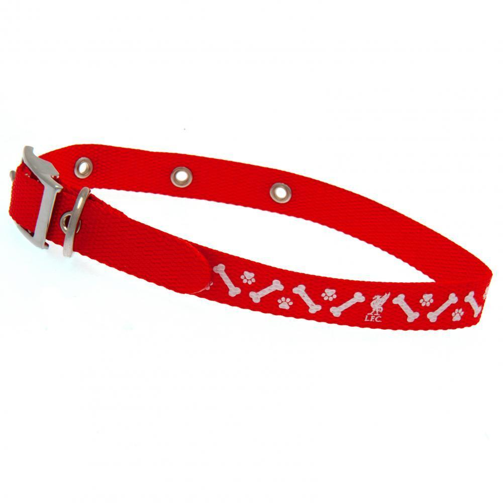 Liverpool FC Dog Collar Small, Pet Collars & Harnesses by Glamorous Gifts