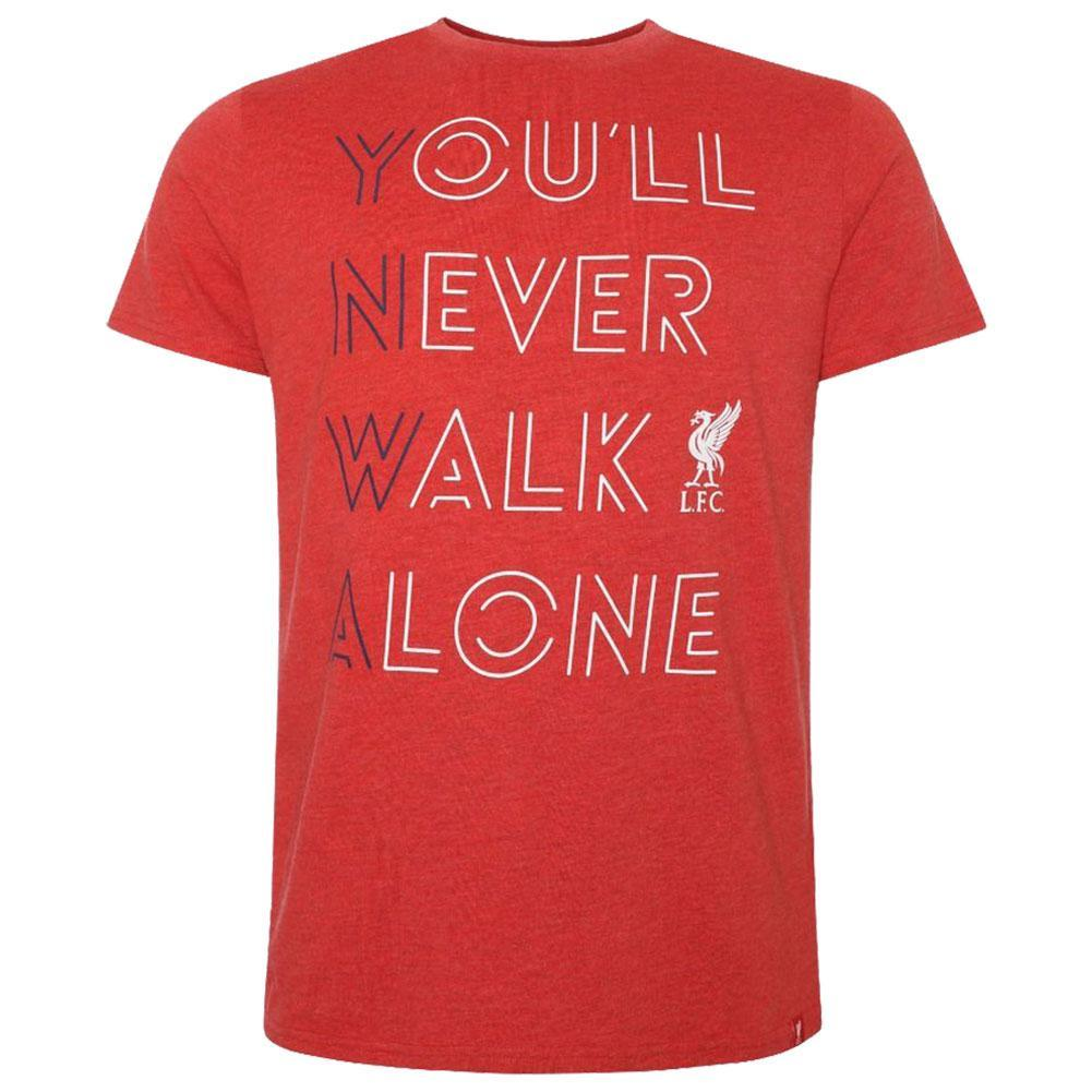 Liverpool FC YNWA T Shirt Mens Red XL, Clothing & Accessories by Glamorous Gifts UK