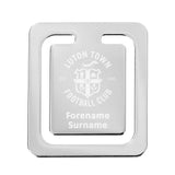Luton Town FC Crest Bookmark - Official Merchandise Gifts
