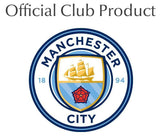 Manchester City FC Retro Shirt Print - Official Merchandise Gifts