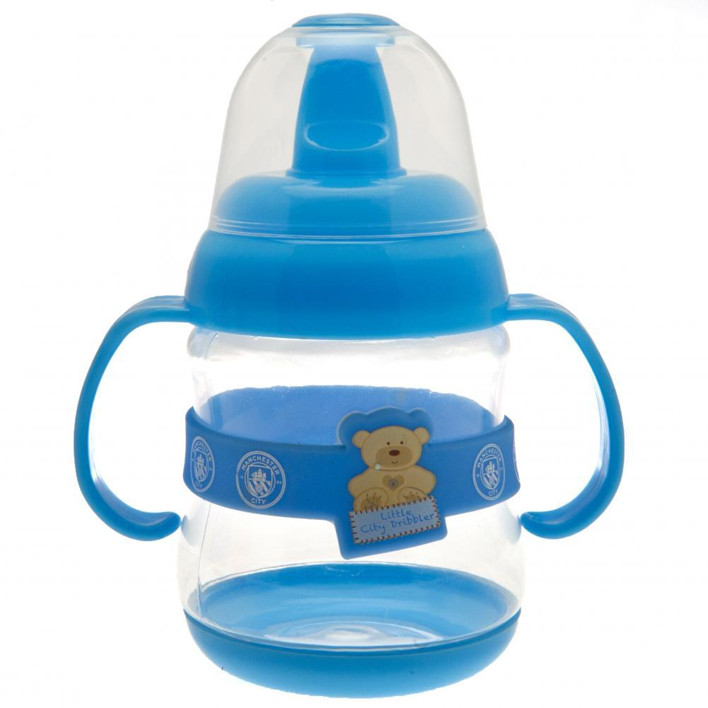 Manchester City FC Sipping Beaker, Sippy Cups by Glamorous Gifts UK