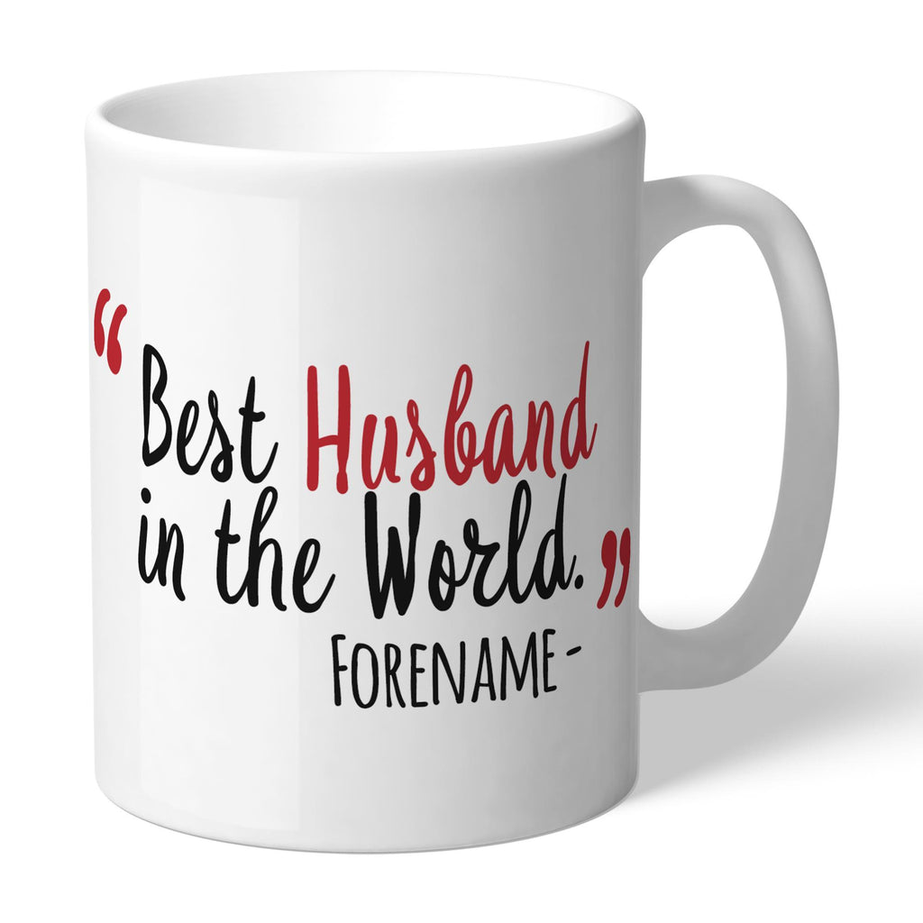 Middlesbrough Best Husband In The World Mug - Official Merchandise Gifts
