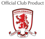 Middlesbrough FC Crest Old Fashioned Whisky Tumbler - Official Merchandise Gifts