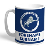 Millwall FC Eat Sleep Drink Mug - Official Merchandise Gifts