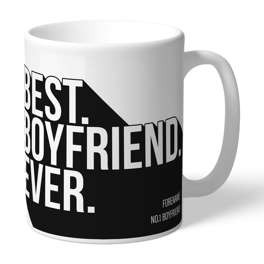 Newcastle United FC Best Boyfriend Ever Mug - Official Merchandise Gifts