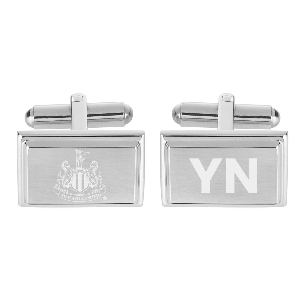 Newcastle United FC Crest Cufflinks - Official Merchandise Gifts