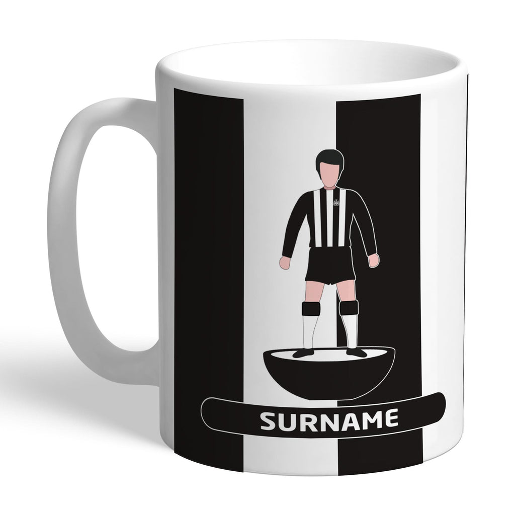 Newcastle United FC Player Figure Mug - Official Merchandise Gifts