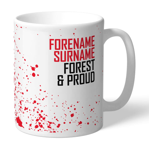 Nottingham Forest FC Proud Mug - Official Merchandise Gifts