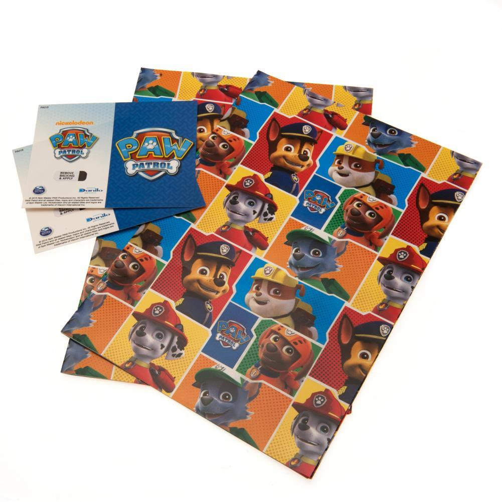 Paw Patrol Gift Wrap, Gift Giving by Glamorous Gifts