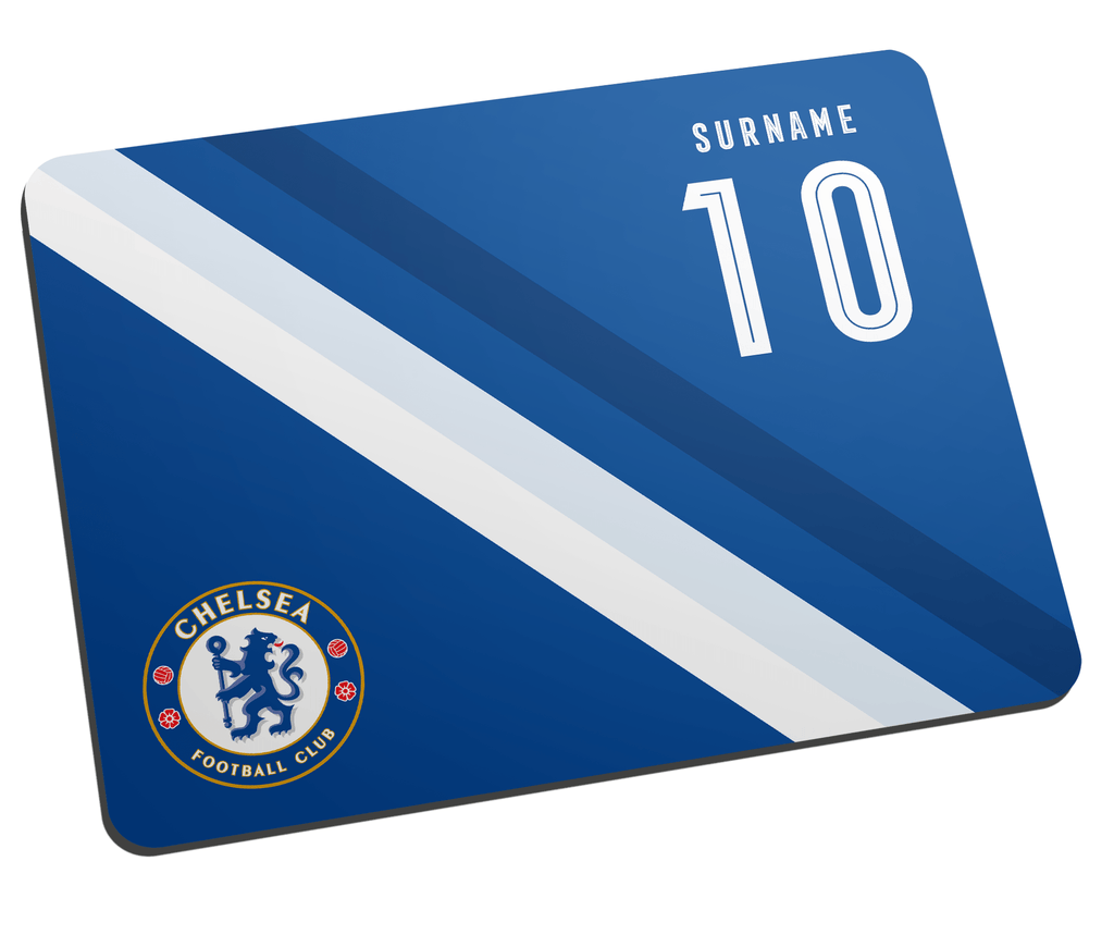 Personalised Chelsea Mouse Mat - Official Merchandise Gifts