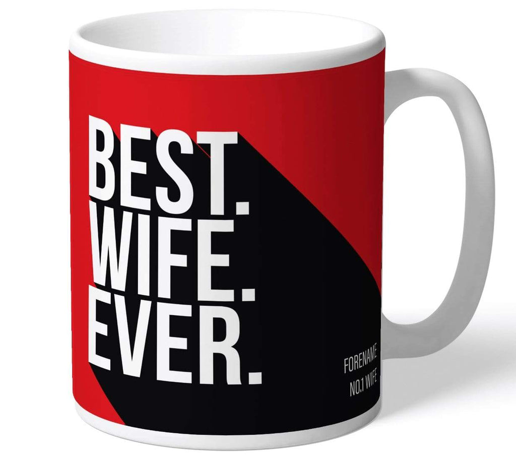 Personalised Liverpool Best Wife Mug - Official Merchandise Gifts