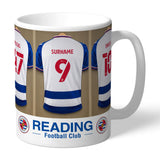 Personalised Reading Dressing Room Mug - Official Merchandise Gifts
